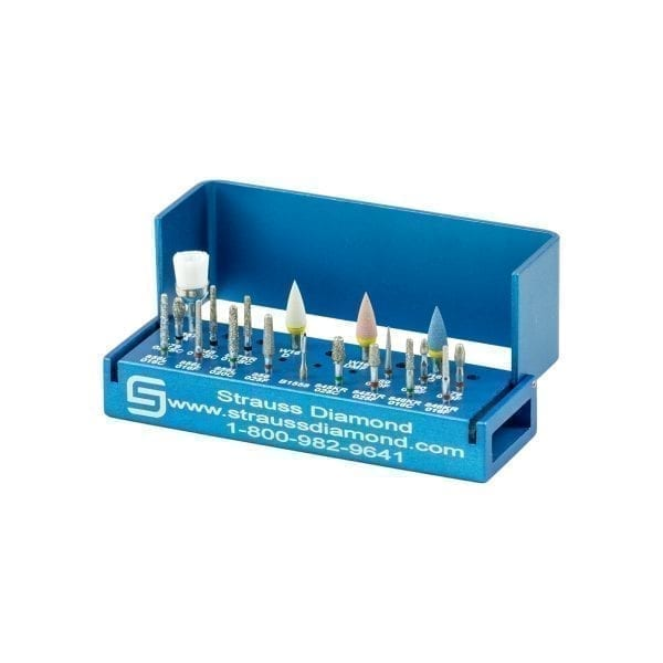 CAD/CAM Preparation System – Strauss Diamond Instruments, Inc.