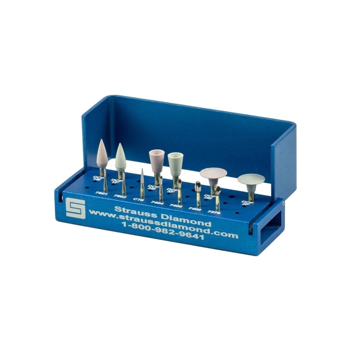 Composite Finishing System 1 – Strauss Diamond Instruments, Inc.