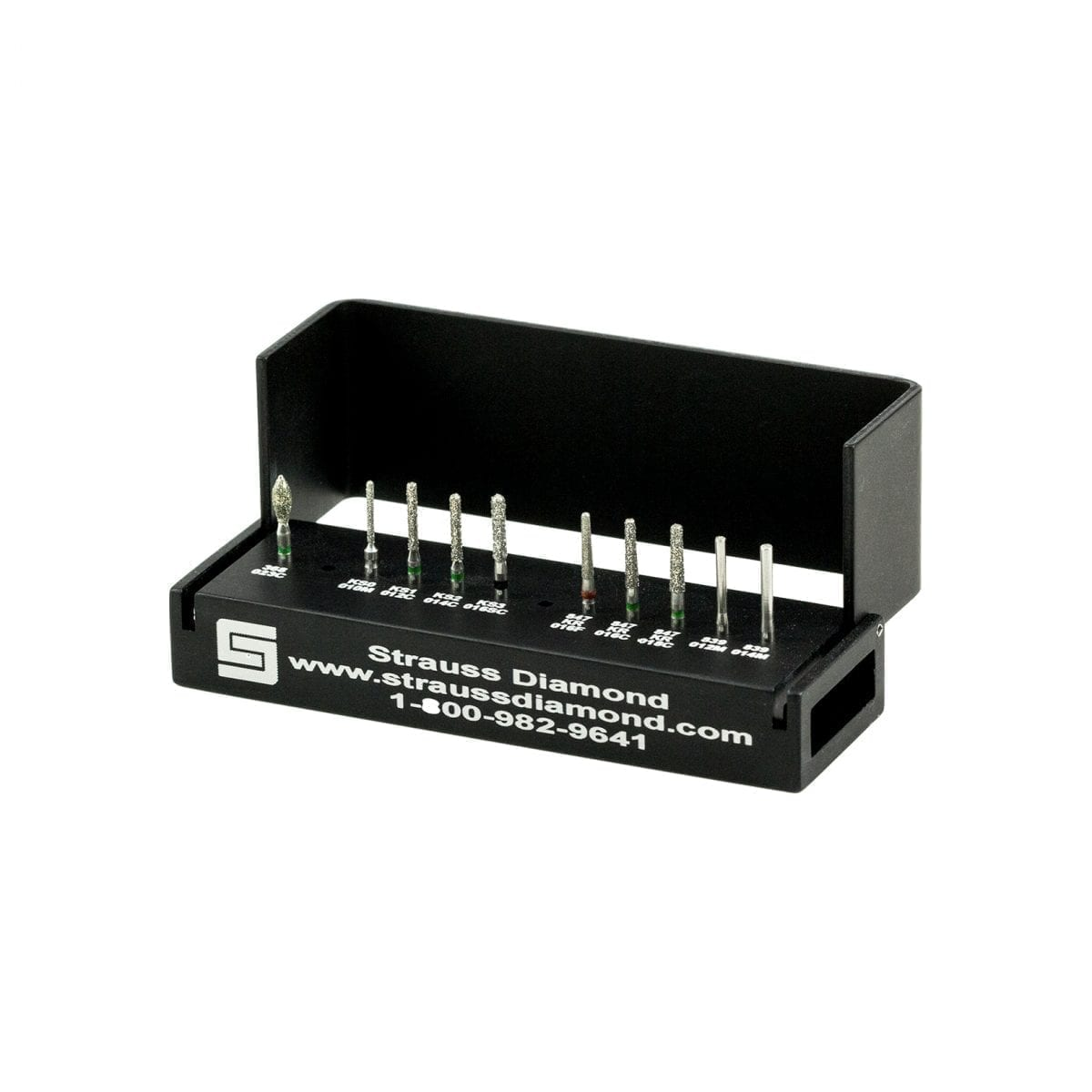 Lava All Ceram Preparation System - Strauss Diamond Instruments, Inc.
