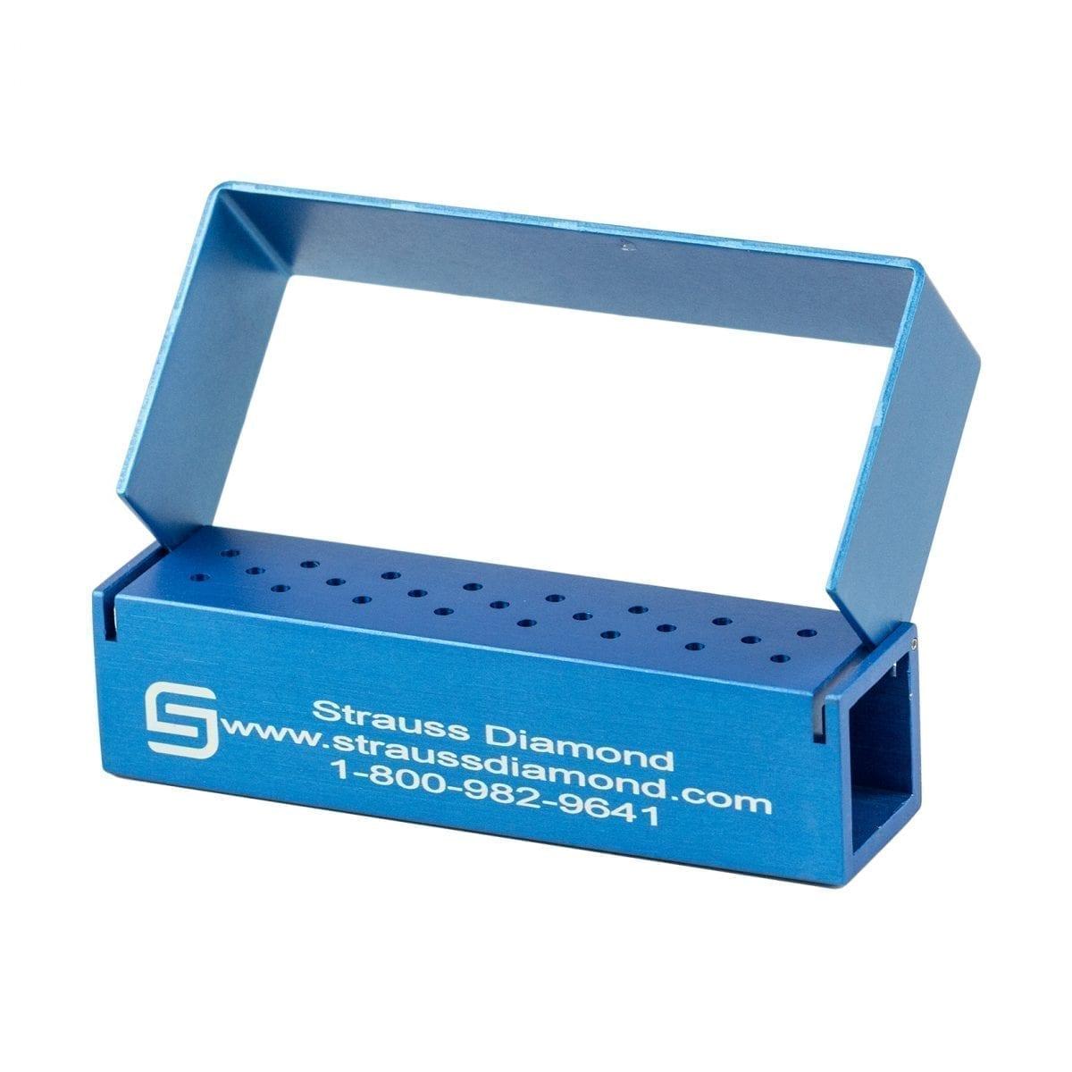 23 HP hole bur block – Strauss Diamond Instruments, Inc.