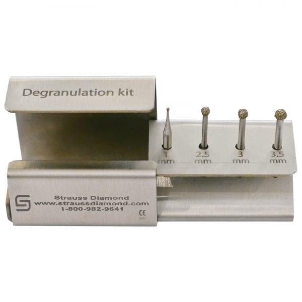 Degranulation Burs - Strauss Diamond Instruments, Inc.