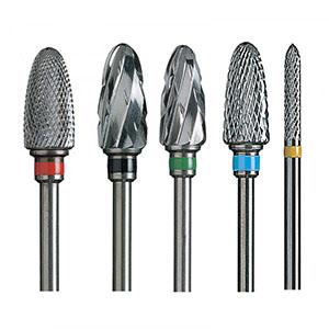 Carbide Cutters - Strauss Diamond Instruments, Inc.