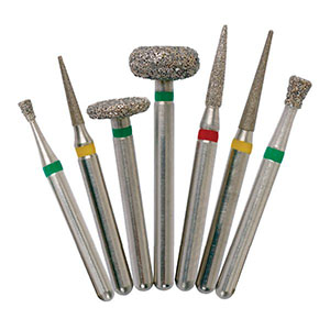 Multi Use Diamond Burs