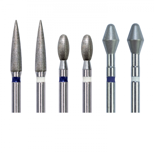 Composite Finishing Burs