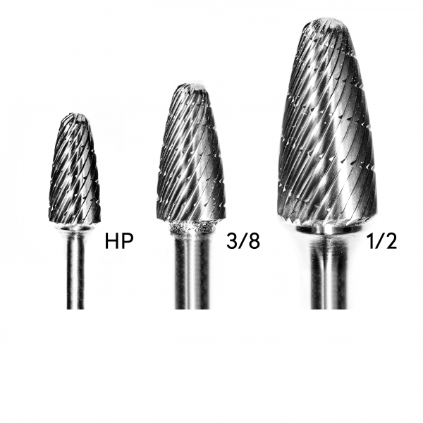 Lab and Lathe Burs